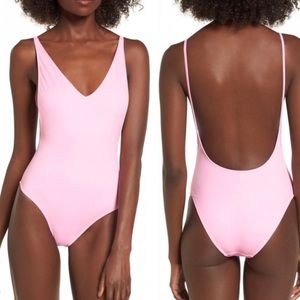Topshop Swim - Topshop Pamela One Piece Bathing Suit